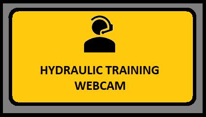 Hydraulic webcam