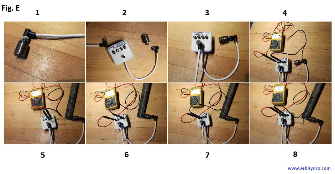 boitier test capteur 4 fils