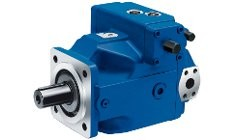 A piston pump with 80% efficiency is considered in good condition.