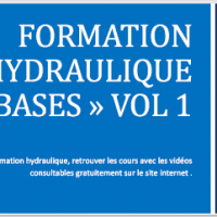 Formation hydraulique les bases ebook a telecharger 2