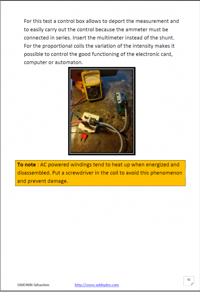 Hydraulic training the basics vol 1 directional valve control