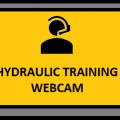 hydraulic training by webcam